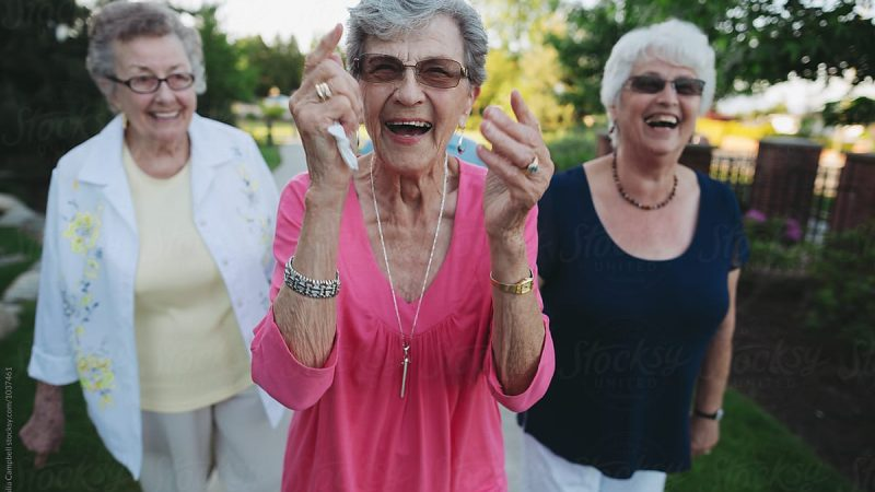 Seniors Who Walk For 30 Minutes Daily Cut Risk Of Death From Any Cause