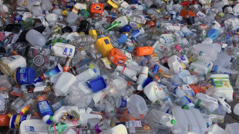 Recycling plastics, how effective is it currently at saving the world.