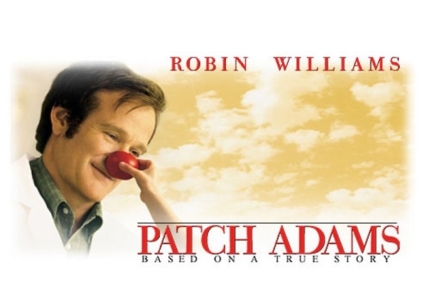 In 1999 the film producers of Patch Adams promised to help build his Hospital, today there's still no hospital.