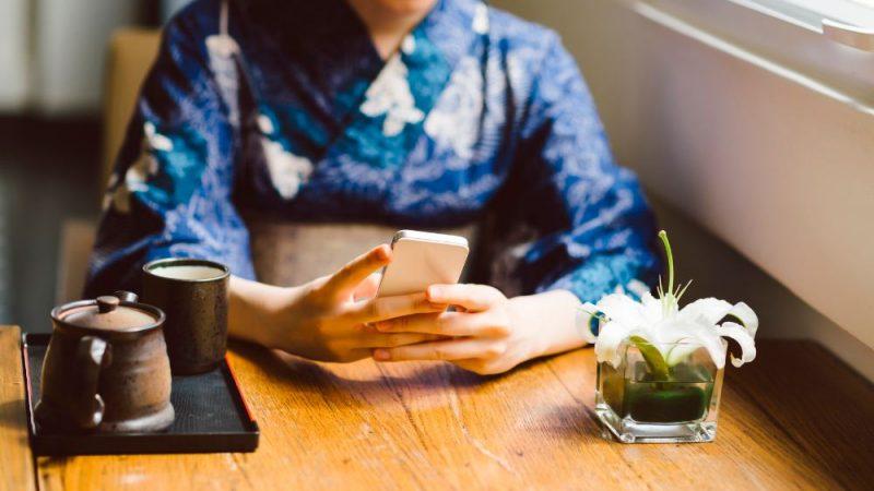 Japan's noisy iPhone